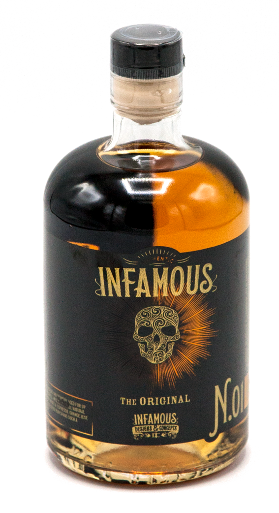 The Infamous N° 01 - The Original Premium Spiced Rum